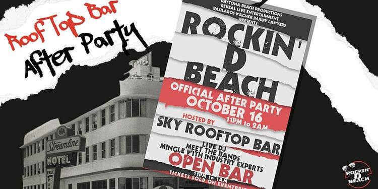 Hinder Hoobastank and Messer Official Afterparty - Local